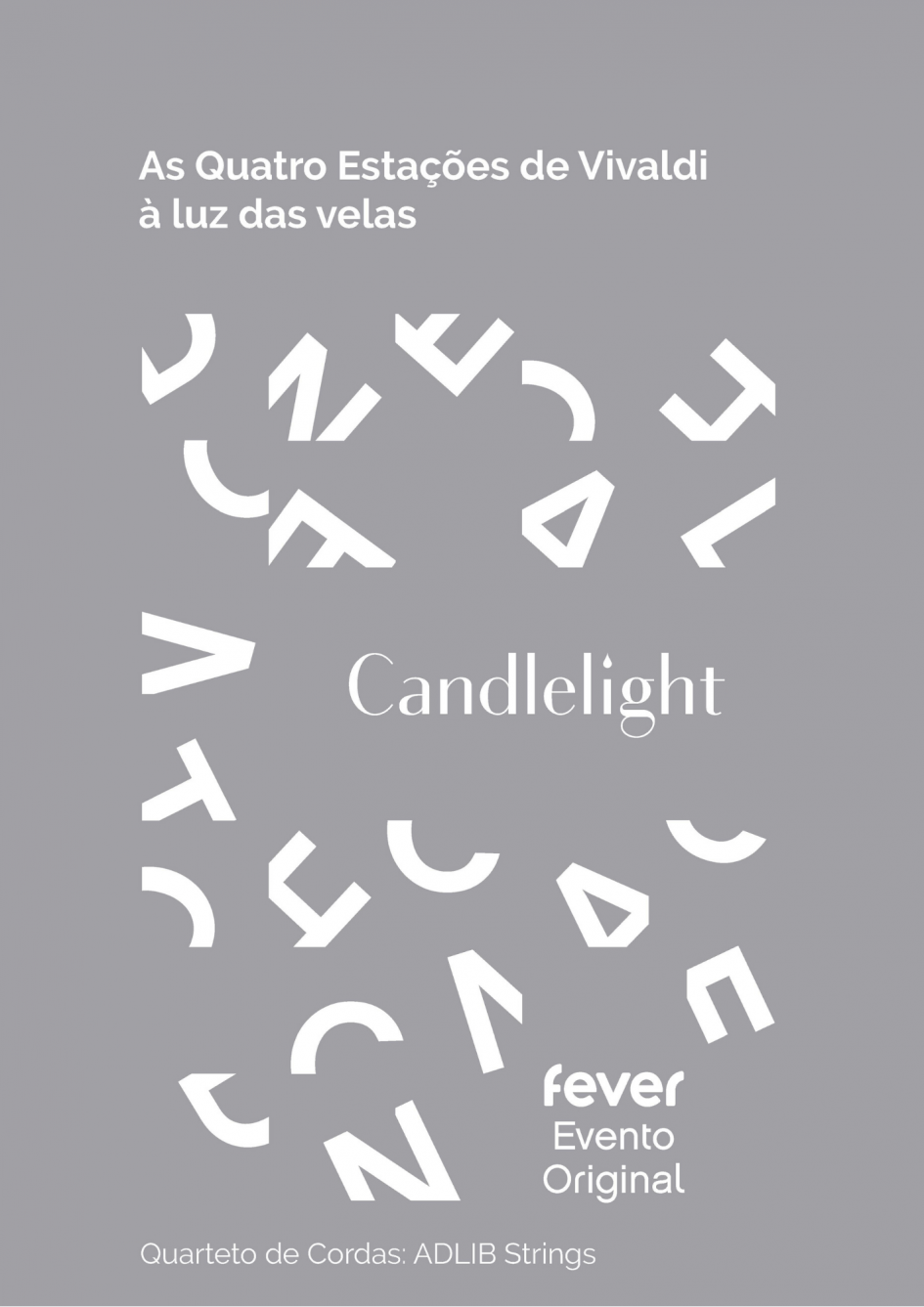 Evento Candlelight