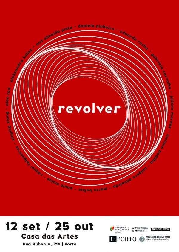 exposição revolver