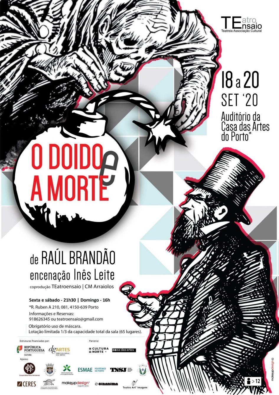Teatro O doido e a Morte